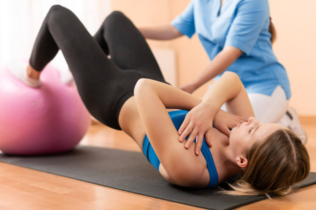 How to Improve Your Balance By Increasing Your Core Strength
