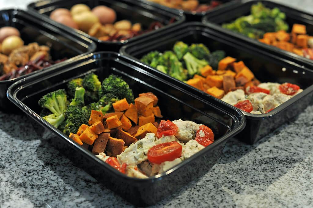 Healthy Sunday Meal Prep