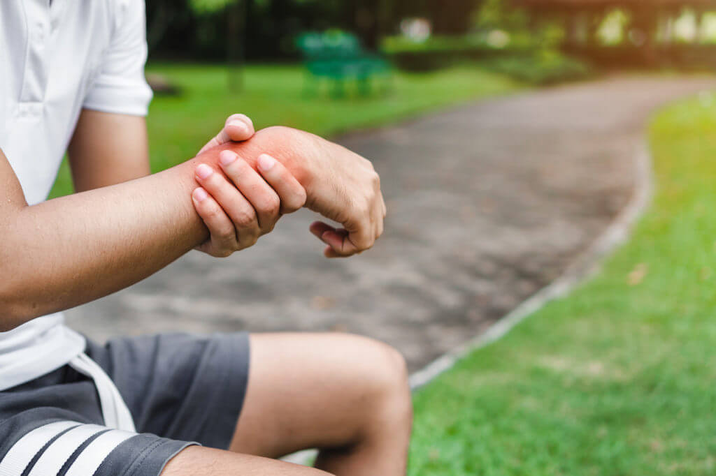 What's the Difference Between Sprains and Strains?